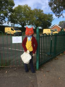 October 2019 SCARECROWS